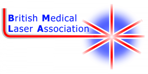 british medical laser association logo
