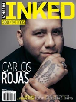 Freshly Inked magazine front cover