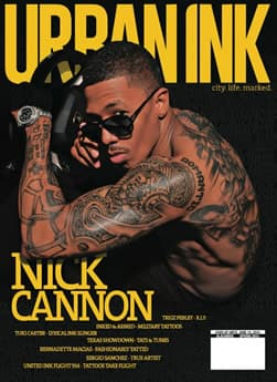 Urban Ink front cover