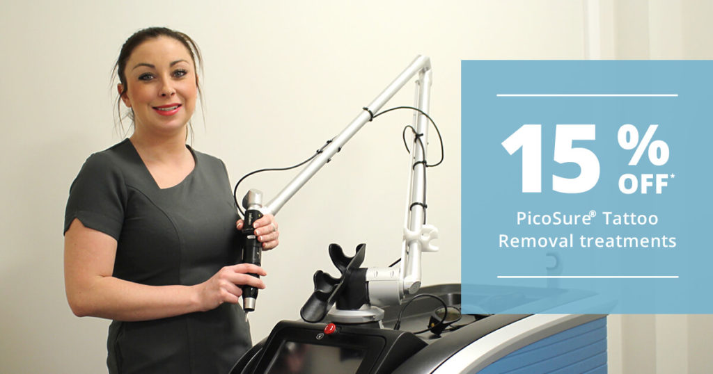 Meet our new team member carly andrea catton laser clinic for Qualifications for tattoo removal